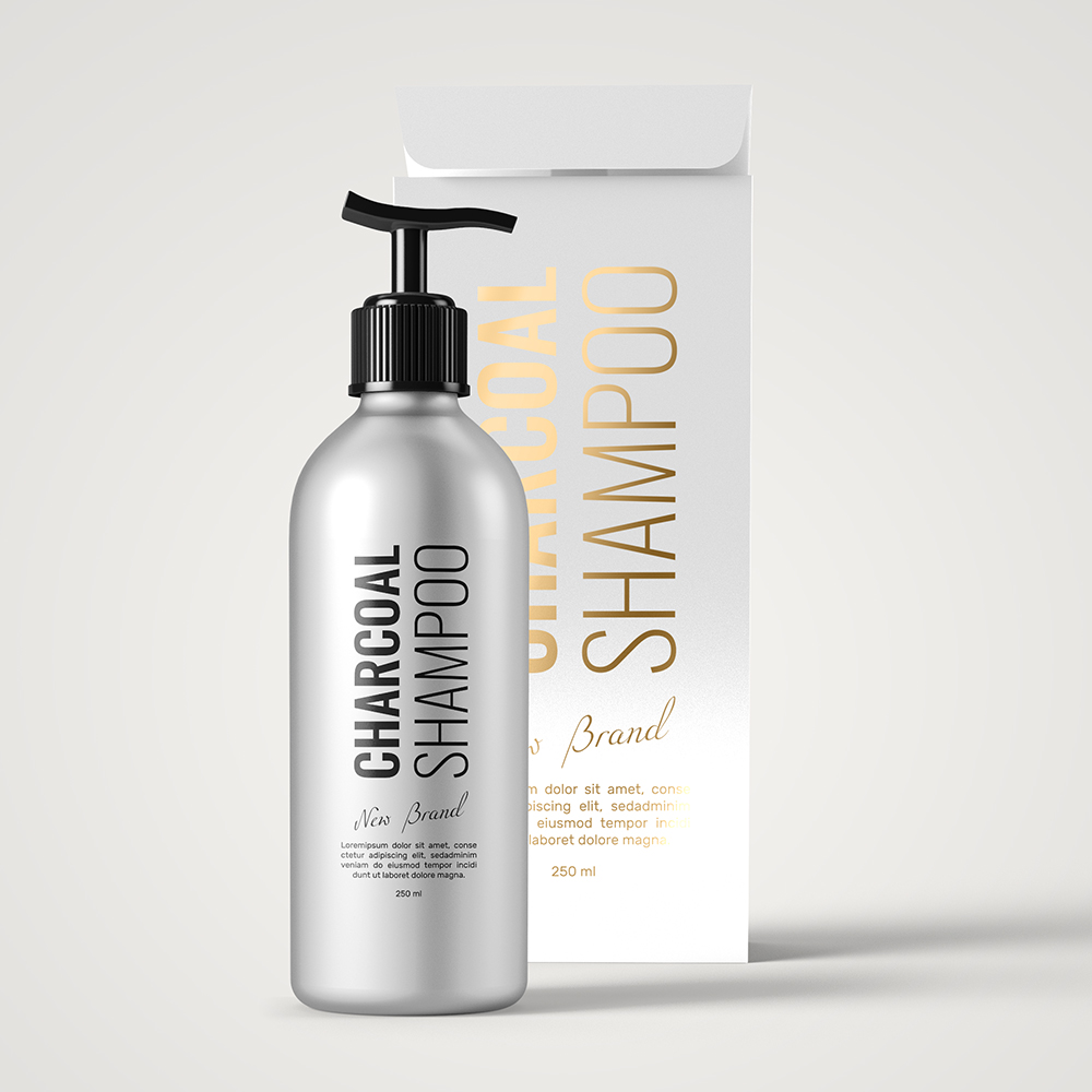 Shampoo Packaging
