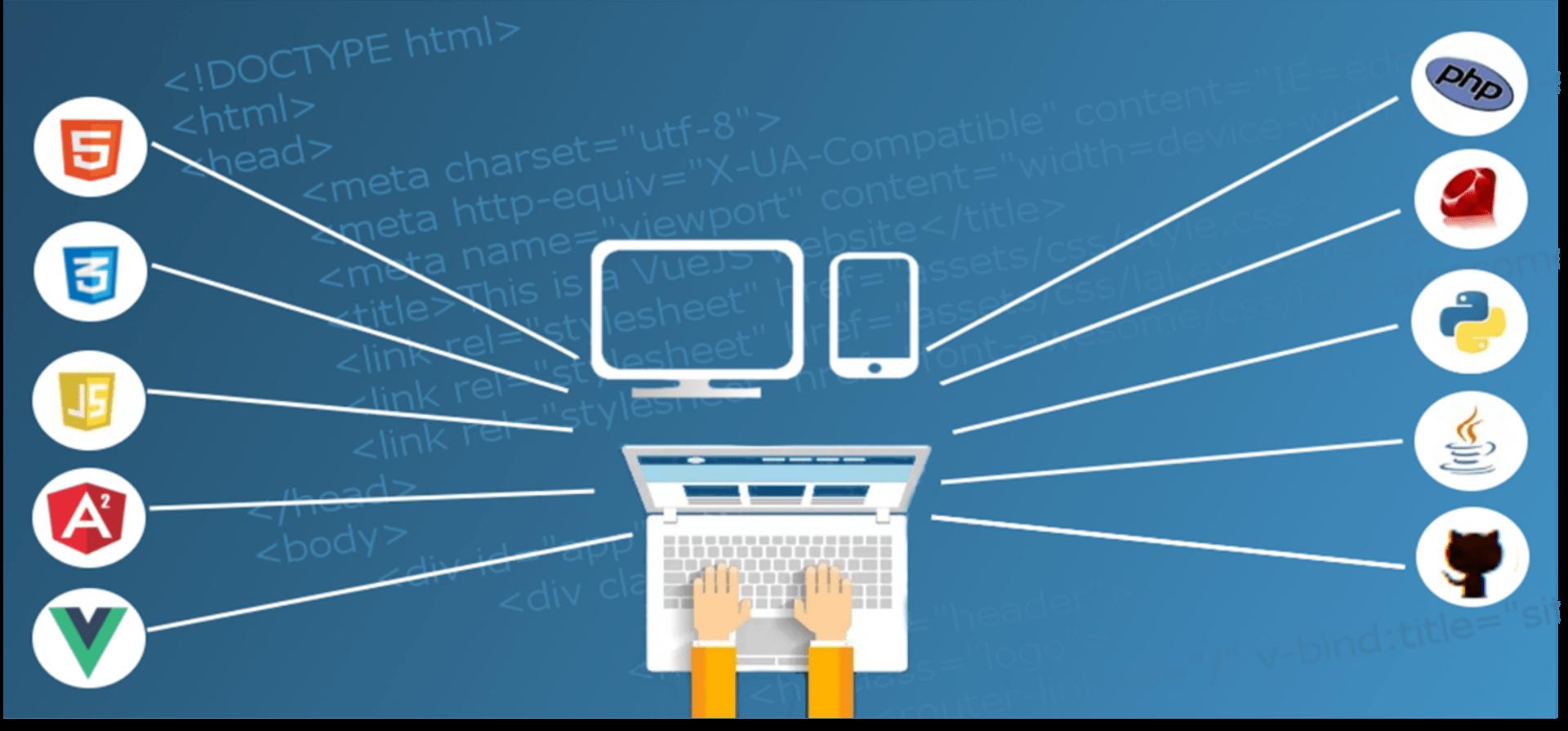 technologies de développement web